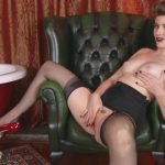 VintageFlash presents Brook Logan in Hostess who shows the mostest! – 16.09.2016 (MP4, FullHD, 1920×1080)