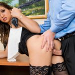 Wankz – XXXAtWork presents Sara Luvv in Intern Sara Luvv Fucks Her Way Up the Corporate Ladder – 17.09.2016
