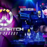 Brazzers – PornstarsLikeItBig presents Aletta Ocean in Oversnatch: A XXX Parody – 26.09.2016