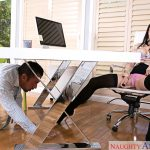 NaughtyAmerica – NaughtyOffice presents Lana Rhoades, Johnny Castle in Naughty Office – 30.09.2016