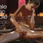 Hegre – HegreMassage presents Charlotta & Adriana in Female Tantric Temple Massage – 25.10.2016