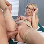 LustyGrandmas presents Hot Milf Katie Morgan Fucking & Sucking