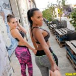 RealityKings – EuroSexParties presents Noe Milk, Zoe Doll in Workout Sex – 30.10.2016