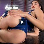 FemdomEmpire presents Valentina Nappi in Stamina Masturbation Challenge – 21.10.2016