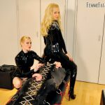 FemmeFataleFilms – Lady Lola, Mistress Eleise de Lacy – Rubber Toy