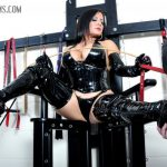 FemmeFataleFilms – Mistress Real – The Best Boot Licker