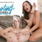 GirlsWay presents Abigail Mac & Cadence Lux in Squirting Stories: Part Three – 03.10.2016