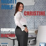 Mature.nl presents Christine O. (EU) (47) in European Housewives Go Wild – 07.10.2016