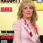 Mature.nl presents Janka E. (55) in Horny Older Lady Fooling Around – 17.10.2016