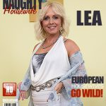 Mature.nl presents Lea (42) in Beautiful Mature Lady Showing Herself – 10.10.2016