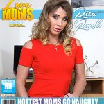 Mature.nl presents Rita Rush (30) in Hot Mom Fooling Around – 04.10.2016