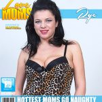 Mature.nl presents Rye S. (30) in Horny Mom Goes Wild – 07.10.2016