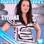 Mature.nl presents Sylvana S. (40) in Mature lady masturbating – 24.10.2016