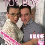 Mature.nl presents Vianne (35) in Hairy Housewife Doing Her Toyboy – 10.10.2016