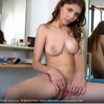 MetArtX presents Mila Azul In Reflection – 29.10.2016