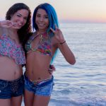Twotgirls presents Sydney Farron, Mara Nova in Bikini Beach Babes Bang – 30.09.2016