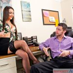 NaughtyAmerica – NaughtyOffice presents Lily Adams in Lily Adams, Seth Gamble in Naughty Office – 27.10.2016