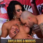 ShemalesFromHell presents Rayla Rios – 22.10.2016