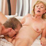 LustyGrandmas presents Granny Szuzanne Loves Young Cocks