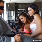 BangBros – AssParade presents Valentina Nappi, Keisha Grey in Two asses are better than one – 12.10.2016