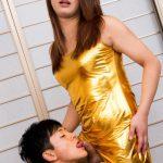 ShemaleJapanHardcore presents Makoto Nanese in Golden Girl Gets Her Man – 20.10.2016