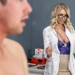 Brazzers – DoctorAdventures presents Katie Morgan in My Stepmoms Physical – 15.10.2016
