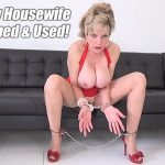 Lady-Sonia presents Lady Sonia in Trapped Busty Housewife Wank Encouragement