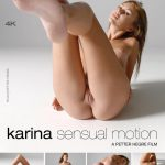 Hegre presents Karina in Sensual Motion – 04.10.2016