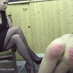 BallbustingChicks presents Lady Sophia Black in Skinny Boy Gets Disciplined And Humiliated!