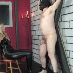 Ballbusting World PPV – Nikki Whiplash – Introducing The Squealer