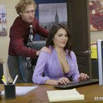 Brazzers – BigTitsAtWork presents Valentina Nappi in All Natural Intern – 20.10.2016 (MP4, SD, 854×480)