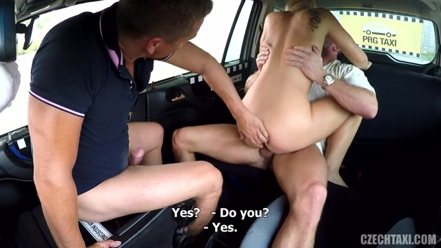 czech taxi sex mature