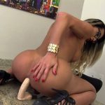 Shemale – DreamTranny presents Leticia Menezes Ready To Stuff Her Ass – 30.09.2016 (MP4, HD, 1280×720)