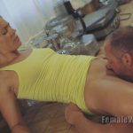 FemaleWorship – Right On The Clit