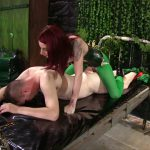FemdomEmpire presents Sheena Rose in Poison Ivy Strap-on Villainess – 29.10.2016