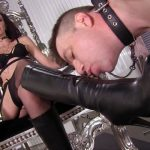 Femdomempire presents Sablique Von Lux in Lick Amazon Boots – 25.10.2016