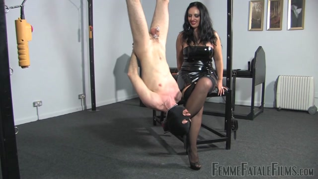 Watch Online Porn – FemmeFataleFilms – Mistress Ezada Sinn – The Worship Hoist (MP4, HD, 1280×720)