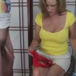 JodiWest – Whose Cum Is On Mommies Panties