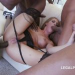 Legalporno presents 4on1 BBC Silvia Dellai. No Pussy  BALL DEEP  GAPES  DAP  SWALLOW – She got it hard and deep GIO251 – 16.10.2016