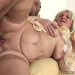 LustyGrandmas presents Hot Mature Marianne with Black Guy (MP4, SD, 720×540)