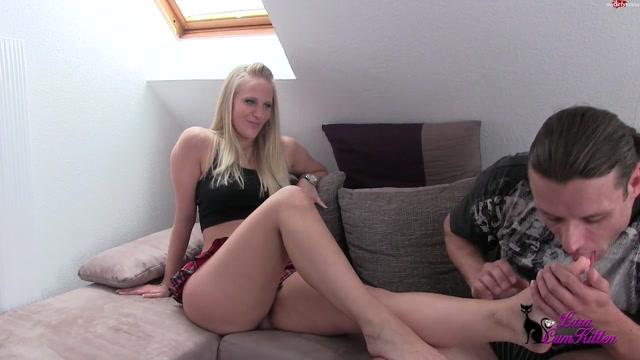 Watch Online Porn – MyDirtyHobby presents Lara-CumKitten in Footjob Bitch krass Abgefickt – Voll auf die Fubchen gespritzt (FLV, FullHD, 1920×1080)