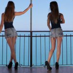 PhotoDromm presents Amanda In Blue Video – 11.10.2016