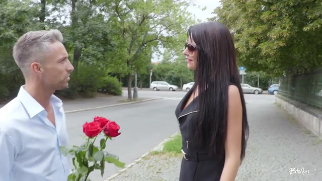 Watch Online Porn – PornDoePremium – BitchesAbroad presents Monika Benz in Black-haired Czech fucks abroad and gets cum in mouth during her travel – 14.10.2016 (MP4, SD, 854×480)