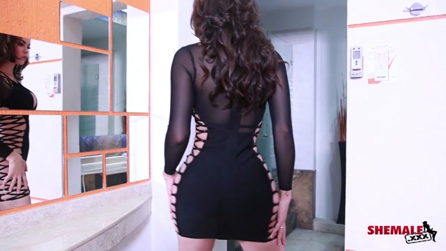 Watch Online Porn – Shemale.xxx presents Stunning Itzel – 03.10.2016 (MP4, HD, 1280×720)