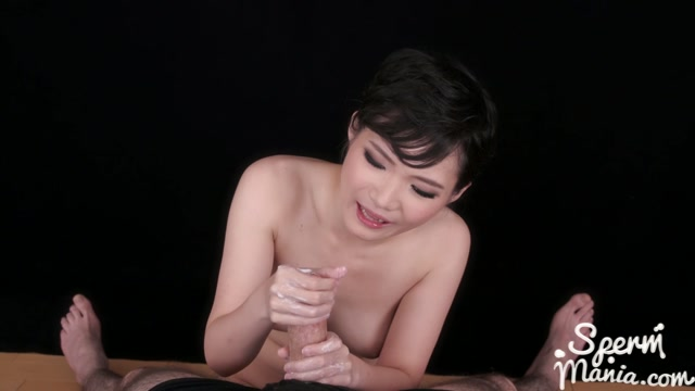 Watch Online Porn – SpermMania presents Akari Misaki Gives A Sloppy Seconds Handjob (MP4, FullHD, 1920×1080)