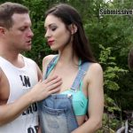 SubmissiveCuckolds presents Mistress Sally – Cuckold In The Wood – 07.10.2016 (MP4, FullHD, 1920×1080)