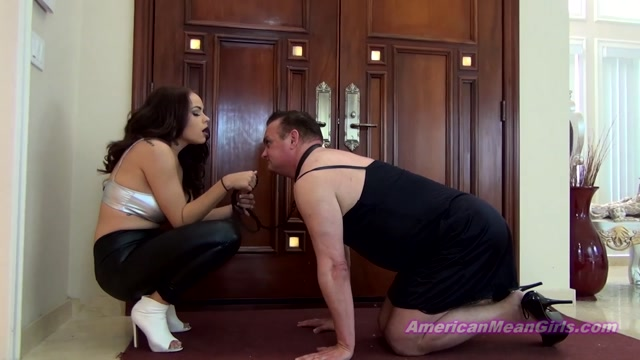 Watch Online Porn – THEMEANGIRLS – Princess Carmela – Jerking Sissy Punishment (MP4, FullHD, 1920×1080)