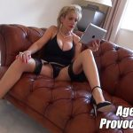 Lady-Sonia presents Lady Sonia in Agent Provocateur