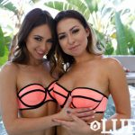 Lubed presents Riley Reid, Melissa Moore in Wet Twins – 05.10.2016