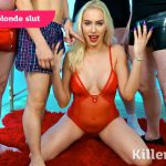 KillerGram – UkRealitySwingers presents Grace Harper in Spunk Up The Blonde Slut – 19.10.2016